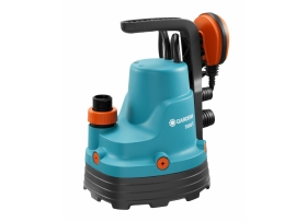 Uputatav pump Classic 7000/C, puhtale veele, Gardena