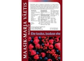 Maasik-marja väetis - 10 l