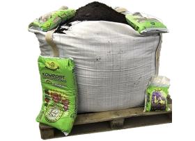BIO Aiamuld kompostiga, BigBag