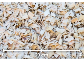 Okaspuuhake 20-50 mm, lahtine puiste