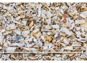Lehtpuuhake 20-50 mm, lahtine puiste 1 m3